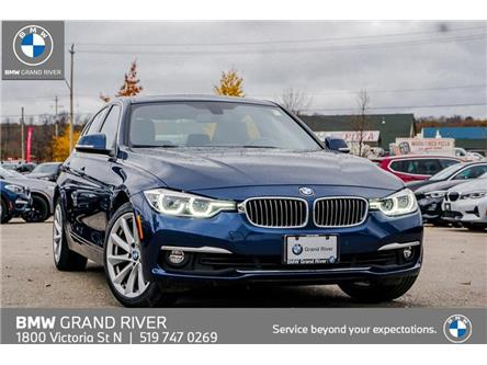 2016 BMW 328i xDrive (Stk: PW5642) in Kitchener - Image 1 of 22