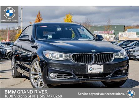 2016 BMW 328i xDrive Gran Turismo (Stk: PW5650) in Kitchener - Image 1 of 22
