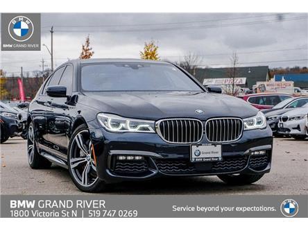 2017 BMW 750i xDrive (Stk: PW5656) in Kitchener - Image 1 of 22