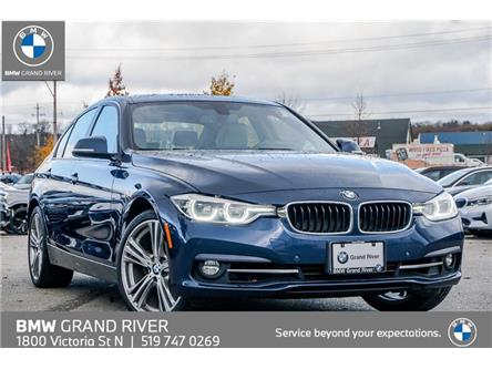 2016 BMW 328i xDrive (Stk: PW5667) in Kitchener - Image 1 of 22