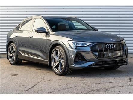 2021 Audi e-tron 55 Technik (Stk: N5749) in Calgary - Image 1 of 20