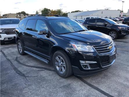 2017 Chevrolet Traverse 2LT (Stk: TL389A) in Chatham - Image 1 of 2