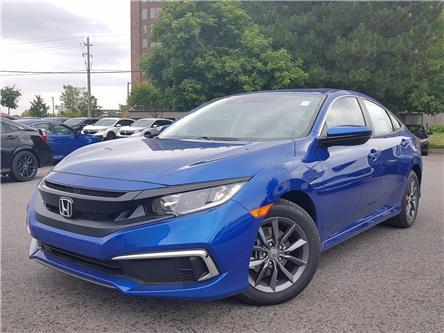 2021 Honda Civic EX (Stk: 21-0018) in Ottawa - Image 1 of 26