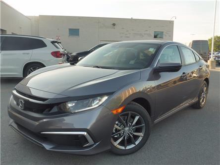 2021 Honda Civic EX (Stk: 21-0017) in Ottawa - Image 1 of 25
