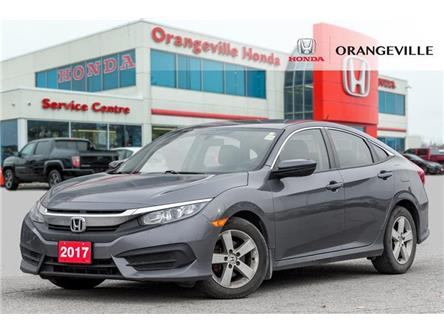 2017 Honda Civic LX (Stk: F20230A) in Orangeville - Image 1 of 19