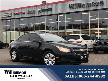 2012 Chevrolet Cruze LT Turbo (Stk: W6433) in Uxbridge - Image 1 of 19