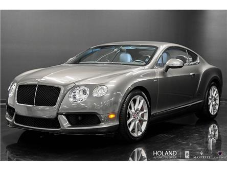 2015 Bentley Continental GT V8 S  - VENDU! SOLD! (Stk: CHA66064) in Montreal - Image 1 of 30