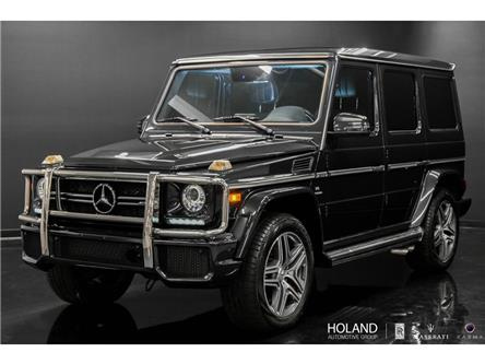 2014 Mercedes-Benz G-Class Base (Stk: P0742) in Montreal - Image 1 of 30