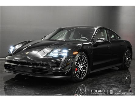 2020 Porsche Taycan 4S (Stk: P0753) in Montreal - Image 1 of 30