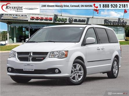 2014 Dodge Grand Caravan Crew (Stk: N20155A) in Cornwall - Image 1 of 27