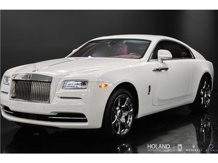 2015 Rolls-Royce Wraith Starlight Headliner - Just Arrived! (Stk: sca665) in Montreal - Image 1 of 30