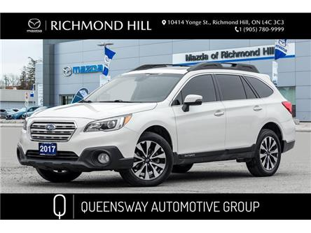 2017 Subaru Outback 3.6R Limited (Stk: P0540) in Richmond Hill - Image 1 of 22