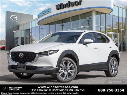 2021 Mazda CX-30 GS (Stk: X30296) in Windsor - Image 1 of 23