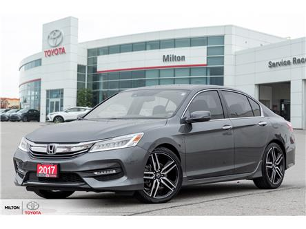 2017 Honda Accord Touring (Stk: 809625) in Milton - Image 1 of 27