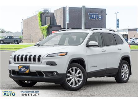 2017 Jeep Cherokee Limited (Stk: 562745) in Milton - Image 1 of 24