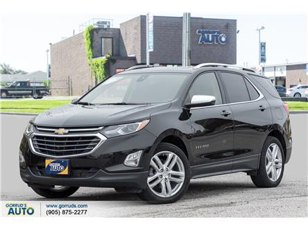 2018 Chevrolet Equinox Premier (Stk: 138744) in Milton - Image 1 of 25