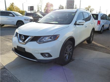 2016 Nissan Rogue  (Stk: 96056) in St. Thomas - Image 1 of 19