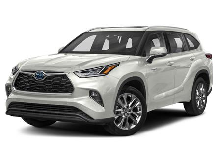 2021 Toyota Highlander Hybrid Limited (Stk: 210183) in Whitchurch-Stouffville - Image 1 of 9