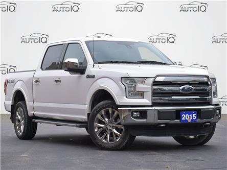 2015 Ford F-150 Lariat (Stk: FB866A) in Waterloo - Image 1 of 14