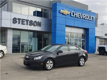 2013 Chevrolet Cruze LT Turbo (Stk: P2651A) in Drayton Valley - Image 1 of 13