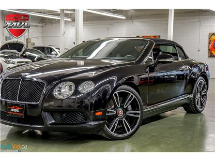 2013 Bentley Continental GTC V8S (Stk: ) in Oakville - Image 1 of 36
