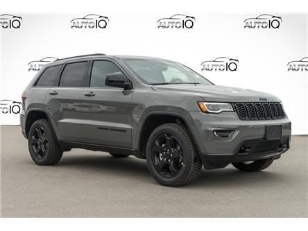 2021 Jeep Grand Cherokee Laredo (Stk: 96069) in St. Thomas - Image 1 of 27