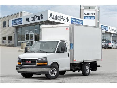 2019 GMC Savana Cutaway Work Van (Stk: CTDR4261) in Mississauga - Image 1 of 16