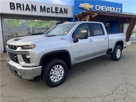 2020 Chevrolet Silverado 3500HD LT (Stk: M5296-20) in Courtenay - Image 1 of 18