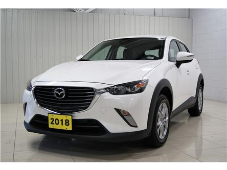 2018 Mazda CX-3 50th Anniversary Edition (Stk: MP0676) in Sault Ste. Marie - Image 1 of 16