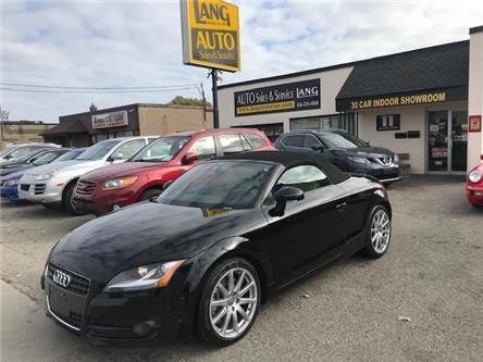 2008 Audi TT 3.2 (Stk: ) in Etobicoke - Image 1 of 20