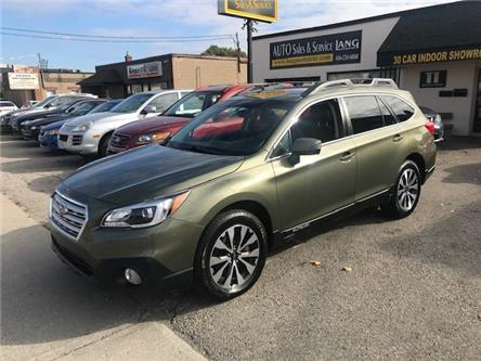 2016 Subaru Outback 3.6R Limited Package (Stk: ) in Etobicoke - Image 1 of 18