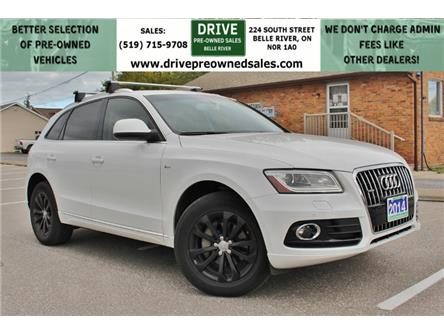 2014 Audi Q5 2.0 Technik (Stk: D0280A) in Belle River - Image 1 of 26