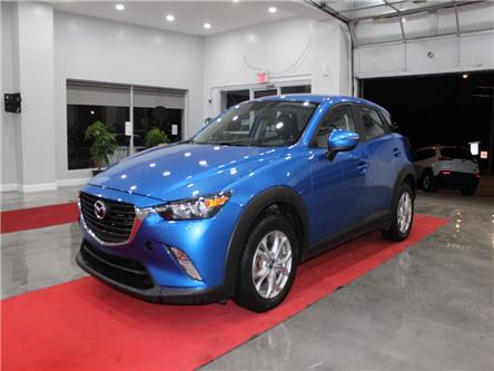 2017 Mazda CX-3 GS (Stk: 153999) in Richmond Hill - Image 1 of 26