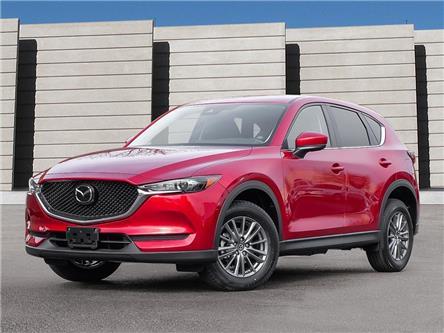 2021 Mazda CX-5 GX (Stk: 21486) in Toronto - Image 1 of 23