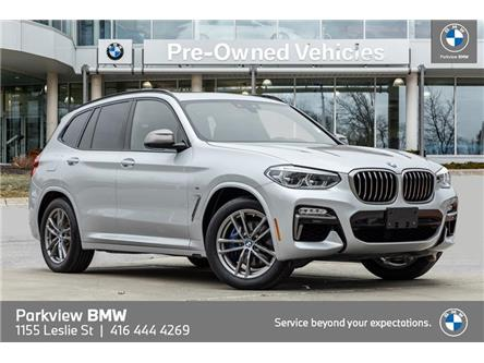 2019 BMW X3 M40i (Stk: PP9467) in Toronto - Image 1 of 22
