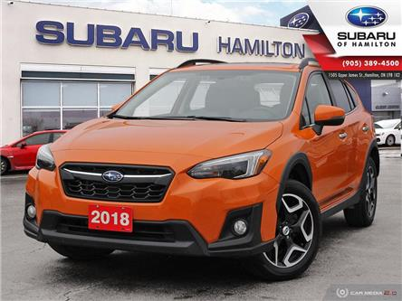 2018 Subaru Crosstrek Limited (Stk: S8578A) in Hamilton - Image 1 of 26