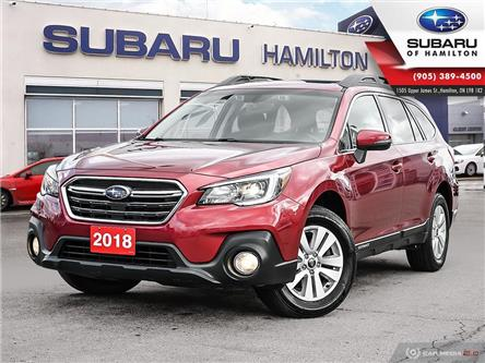 2018 Subaru Outback 2.5i Touring (Stk: S8502A) in Hamilton - Image 1 of 28