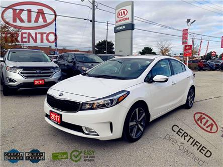 2017 Kia Forte  (Stk: K0546) in North York - Image 1 of 30
