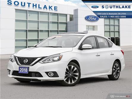 2018 Nissan Sentra 1.6 SR Turbo (Stk: P51426) in Newmarket - Image 1 of 27