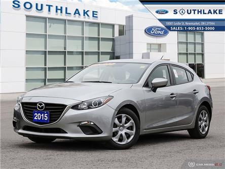 2015 Mazda Mazda3 Sport GX (Stk: P51444) in Newmarket - Image 1 of 27