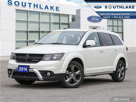 2014 Dodge Journey Crossroad (Stk: P51437) in Newmarket - Image 1 of 27