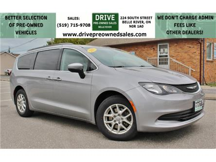 2017 Chrysler Pacifica LX (Stk: D0311) in Belle River - Image 1 of 22