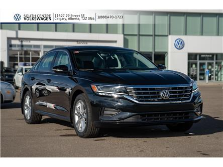 2020 Volkswagen Passat Highline (Stk: 00215) in Calgary - Image 1 of 40