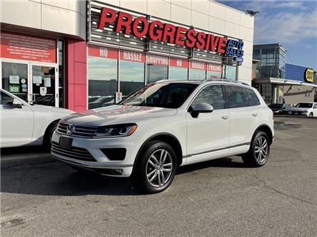 2016 Volkswagen Touareg 3.6L Highline (Stk: GD007744) in Sarnia - Image 1 of 26