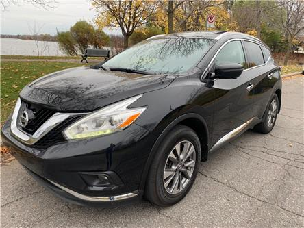 2016 Nissan Murano SL (Stk: GN122733) in Montréal - Image 1 of 24