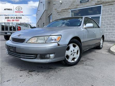 2000 Lexus ES 300 LEATHER, SUNROOF, ALLOY WHEELS, POWER HEATED MEMOR (Stk: 47679A) in Brampton - Image 1 of 21