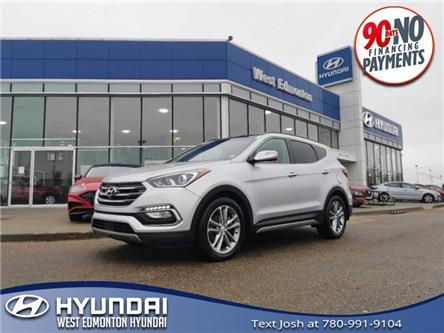 2017 Hyundai Santa Fe Sport 2.0T Ultimate (Stk: 3718A) in Edmonton - Image 1 of 21