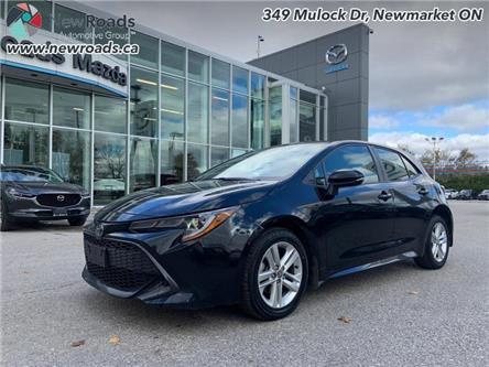 2019 Toyota Corolla Hatchback CVT (Stk: 14564) in Newmarket - Image 1 of 30