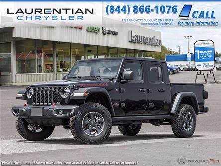 2021 Jeep Gladiator Rubicon (Stk: 21034) in Sudbury - Image 1 of 23