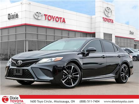 2018 Toyota Camry XSE (Stk: D200949A) in Mississauga - Image 1 of 28